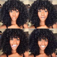 @kiitana #Hair2mesmerize #naturalhair #curls
