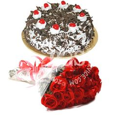 Send Cake And Flowers Delivery To Pakistan Birthday Gifts Valentine Day Valentines