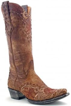 Boots. It's a Texas thing.