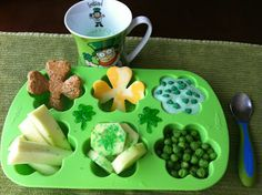 St. Patrick's Day Lunch!