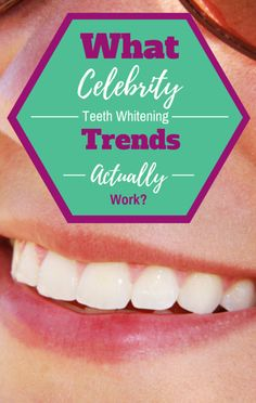 With many celebrities posting pictures on social media posing with teeth whitening tools, The Doctors wanted to find out what treatments work best to give you a pearly white smile.