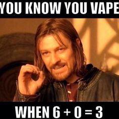 Ya know it! Credits to @vapeschool #vapeon