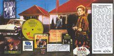 "UFO - ""Phenomenon"" 1974 Chrysalis Records / U.K. Hard Rock (EMI Records Remastered Edition 2007 + 6 Bonus Track )  Blog and Roll"