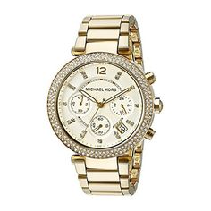 MK5354 Michael Kor Watches Analog Quartz Women Watch ** You can get more details by clicking on the image.