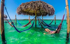 Jericoacoara - Known as the Maldives of Brazil! Beautiful Places To Visit, Beautiful Beaches, Cool Places To Visit, Vacation Places, Vacation Spots, Places To Travel, Beaches In The World, Places Around The World, Parc National