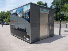 Public Toilet Facilities | Automatic Public Toilets | Sanitary Solutions