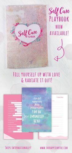 Self Care Playbook | The Happi Empire!
