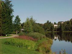 Puistot - Rovaniemi.fi