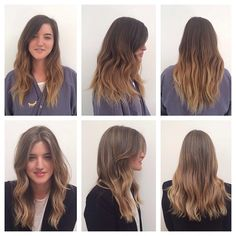 """""""Before and After : @sopitted Cut by @styledbylizsustaita"""""""