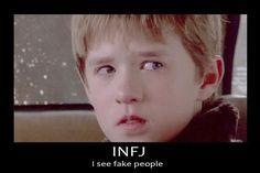 INFJ-personer beskriver det mest väsentliga som de önskar att andra förstod om deras personlighet