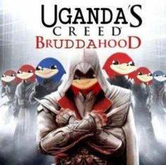 Nothing Will Freeze. Everything Is For Da Kween. | Ugandan Knuckles | Know Your Meme