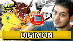 Digimon - O império do Tamagotchi - Nerd Show