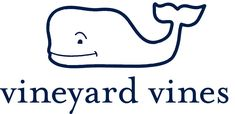 Vineyard Vines whale logo outline for class project...easy to get rid of background in photoshop
