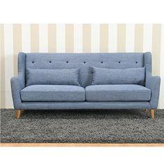 Ber ideen zu hellblaue sofas auf pinterest for Sofa hellblau