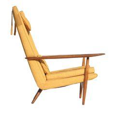 George Nakashima for Widdicomb Lounge Chair, ca 1960