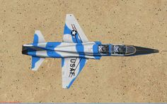 T-38A Talon or the Migs off Top-gun.......COOL