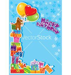 Baby Birthday Cards