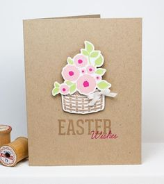 Easter Bunny, Easter Bunny Die-namics - Lisa Johnson #mftstamps