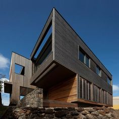 Beach house 2,Cortesía de Farnan Findlay Architects