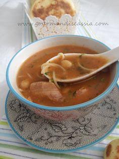 #Harira au #Levain #Ramadan # Soupe #Chorba #Cuisinealgérienne http://www.gourmandiseassia.com/archives/2015/07/05/32316182.html