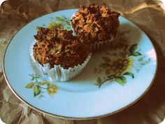 brown sugar and bacon: paleo zucchini muffins