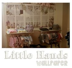 Wallpaper for 5 Lobitos - Spain Little Hands Wallpaper, Bedroom Wallpaper, Kids Bedroom, Boys, Girls, Boy Or Girl, Spain, Nursery, Home Decor