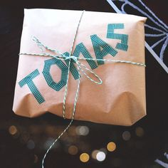 Tomás is coming #washitape #kids #babyboy