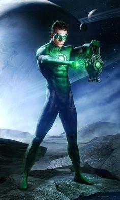 "ArtStation - Hal Jordan - ""Green Lantern"", Per Haagensen Green Lantern Corps, Green Lantern Film, Green Lantern Wallpaper, Green Lantern 2011, Green Lantern Hal Jordan, Batman Christian Bale, Marvel Comics, Dc Comics Art, Aquaman"