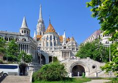 Hungary-0167 - Fisherman's Bastion   by archer10 (Dennis) (52M Views)