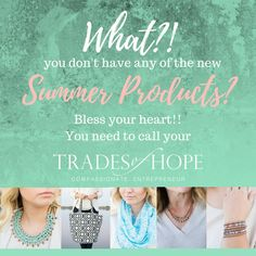 Get those new summer items for gifting, weddings or just for yourself.  <3