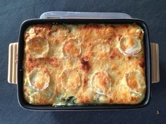 Gratin de courgettes au chèvre - Recette de cuisine Marmiton : une recette