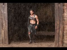 This is...I'm at a loss for words. Jon Snow...as a gladiator RIGHT before Pompeii was annihilated with volcanic ash from Vesuvius.