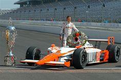 "2011 - Dan Wheldon's (#78) ""Dallara/Honda/Firestone"" - Bryan Herta Auto Sport - Qualified: 6th, Speed (226.490 mph) Finished: 1st, Led 1 Lap - Race Time: 2:56:11.7267"