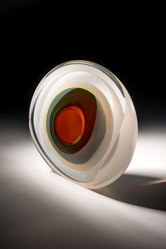 JON GOLDBERG | Optical Shell #10 by Jon Goldberg | Schantz Galleries