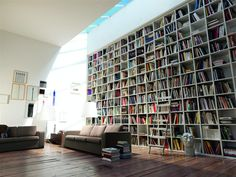 holy bookshelf
