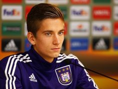 Report: Southampton, Leicester City want Anderlecht's Dennis Praet