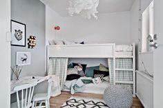 Priorité aux chambres dans un duplex familial - PLANETE DECO a homes world