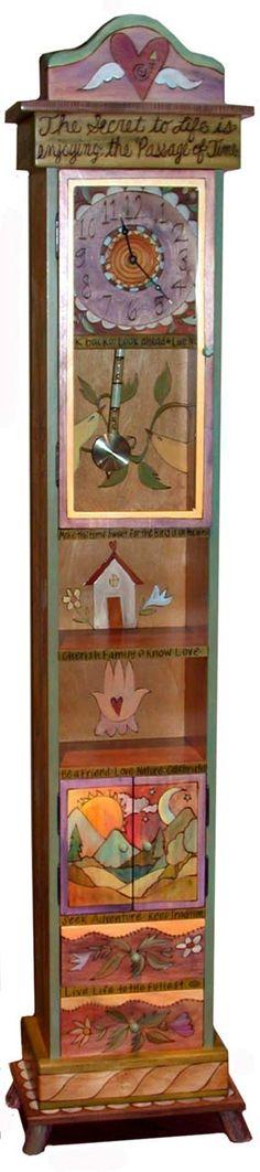 Sticks Grandfather Clocks,,,,$3443