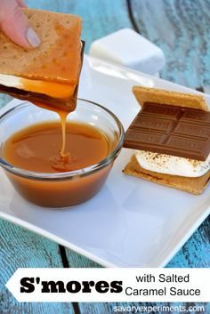 Smores with Salted
