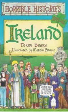 """Ireland (Horrible Histories Special)"" av Terry Deary"
