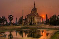 Epic Cambodian Temple by eyexplorearth