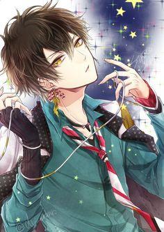 Anime Guys Tebar pesona dikit cekrek :v Anime Boys, Cool Anime Guys, Handsome Anime Guys, Hot Anime Boy, Brown Hair Anime Boy, Bakugou Manga, Manga Boy, Anime Kawaii, Anime Chibi