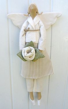 Tilda doll - natural