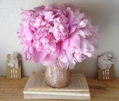 Glitter-Vase-DIY