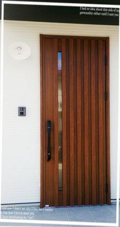 Wooden jali door design modern ideas for 2019 Flush Door Design, Grill Door Design, Door Design Interior, Main Door Design, Front Door Design, Door Grill, Modern Front Door, Wooden Front Doors, Front Door Entrance