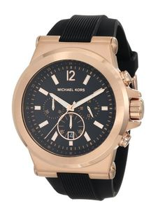 Michael Kors Unisex Classic Watch. Starting at $20 on Tophatter.com!