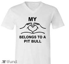 Check out Woman's Pit Bull t-shirt fundraiser t-shirt. Buy one & share it to help support the campaign!