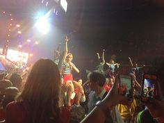 RED Tour 9/14/13 - Performing 22!