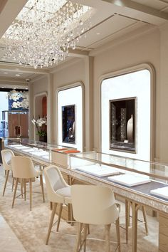 Having engaged Jaime Hayon to design boutiques in New Delhi and New York, Nirav Modi – the jewellery house established by the eponymous diamantaire – has commissioned the French luxury interior design specialist Atelier Marika Chaumet to create a decid...