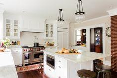 Kitchen by Dering Hall